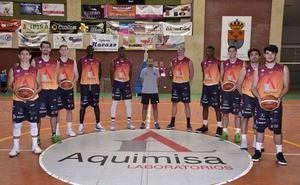 El nuevo Aquimisa Carbajosa se estrena en Ávila en la primera jornada de la Copa EBA