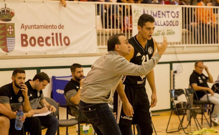 El Carramimbre Ciudad de Valladolid vence al Cáceres en el Trofeo Diputación (91-74)
