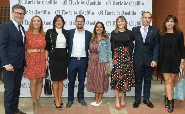 El Norte de Castilla inaugura su caseta de ferias