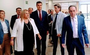 Yolanda de Gregorio deja la Diputación y el Ayuntamiento de Soria y toma posesión como Delegada Territorial de la Junta
