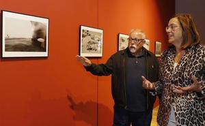 Juan Manuel Díaz Burgos, Premio 'Piedad Isla' 2018, exhibe en Palencia 'Historias de playa'