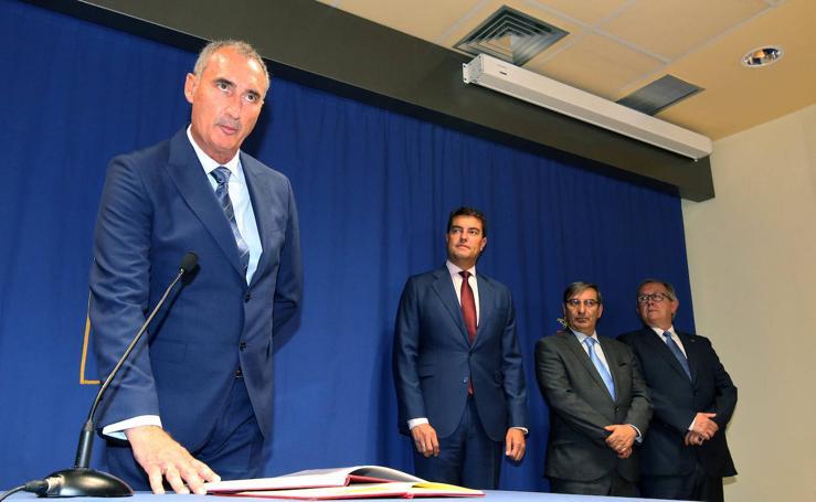José Mazarías nuevo delegado de la Junta en Segovia