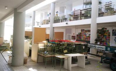 Pedrajas unifica sus aulas de Infantil y Primaria en el mismo edificio