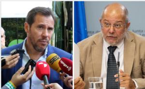 El alcalde de Valladolid asegura que ha bloqueado en Twitter a Igea «para que no se haga daño»