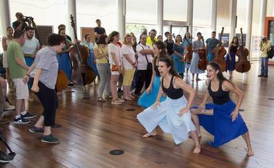 El Proyecto Ibérico Orquestal de la OSCyL, en el Otoño Musical Soriano