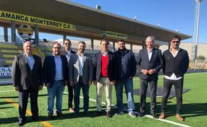 Comienzan las obras para convertir el Reina Sofía en un estadio con 5.000 asientos para Unionistas y el Monterrey