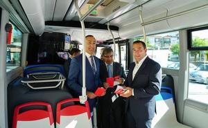 El campus, «destino preferente» de la nueva línea de bus de Carbajosa