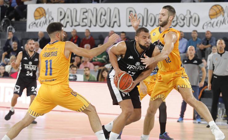 Palencia Baloncesto 96 - 78 Ourense Baloncesto