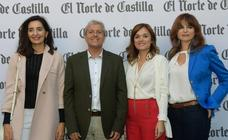Jornada del miércoles en la caseta de El Norte de Castilla (2/2)