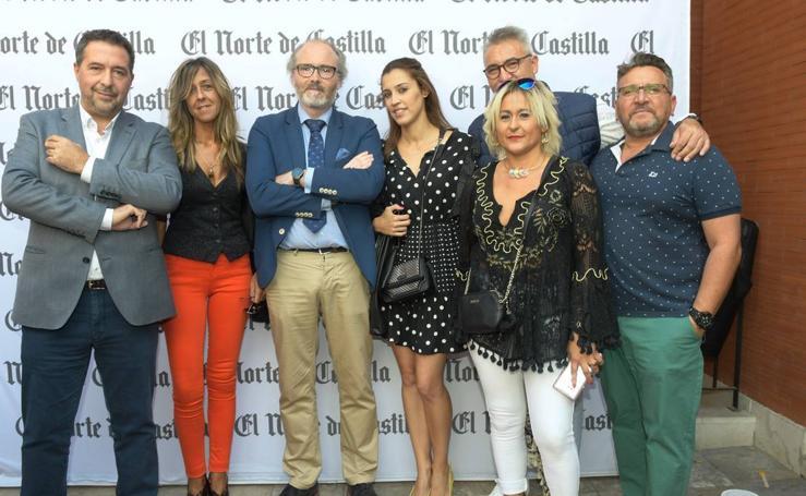 Jornada del miércoles en la caseta de El Norte de Castilla (1/2)