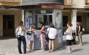 El programa contra las agresiones sexistas atendió en las fiestas a 330 personas en Palencia