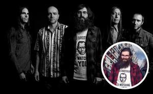 Javier Vielba: «Somos una banda que siempre monta grandes fiestas»