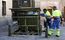 El equipo de PSOE-IU de Segovia «da prioridad» a la adjudicación del contrato de basuras