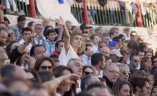 Búscate en las fotos del mano a mano entre Morante y Pablo Aguado (1/2)