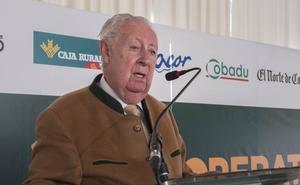 Pedro García Romera: «El cooperativismo es un factor determinante en la lucha contra la despoblación»