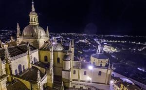 2.156 personas participaron en las visitas guiadas nocturnas a la Catedral entre mayo y agosto