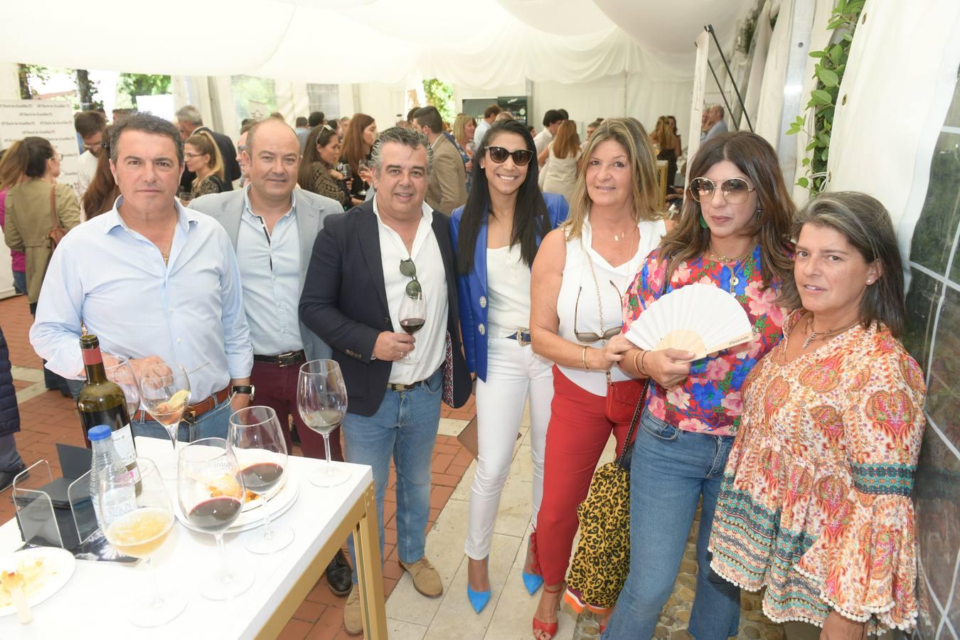 Jornada del jueves en la caseta de El Norte de Castilla (2/2)
