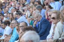 Búscate en las fotos de la tercera corrida de la Feria de San Lorenzo (1/2)