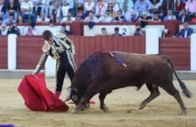 Tercera corrida de la Feria de la Virgen de San Lorenzo de Valladolid