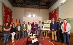 La Diputación de Valladolid presenta la quinta edición de 'Corriendo entre Viñas'
