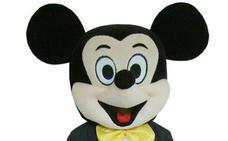 Denunciado en Valladolid por cobrar para hacerse una foto con él disfrazado de Micky Mouse