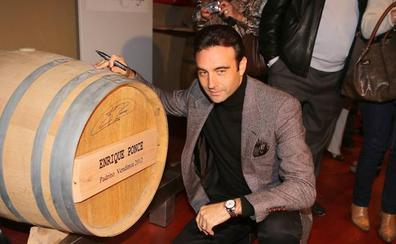 El maestro Ponce, protagonista de la tertulia sobre vino y toros
