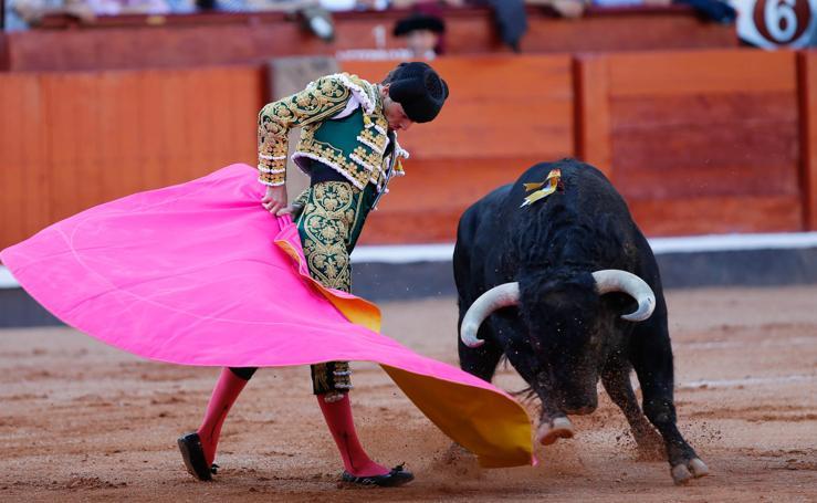 Corrida de toros con los salmantinos López Chaves, Damián Castaño y Alejandro Marcos