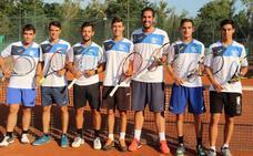 El Tenis Alba de Tormes debuta en el Nacional absoluto por equipos ante el RACE de Madrid
