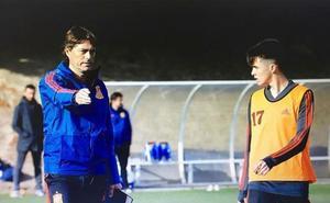 La selección nacional sub-17 cita al salmantino Bruno Iglesias para un torneo en Estonia