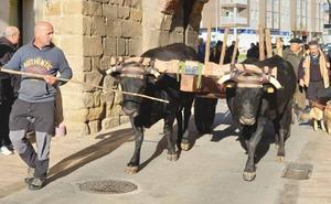 Los carreteros regresan al geoparque de Las Loras