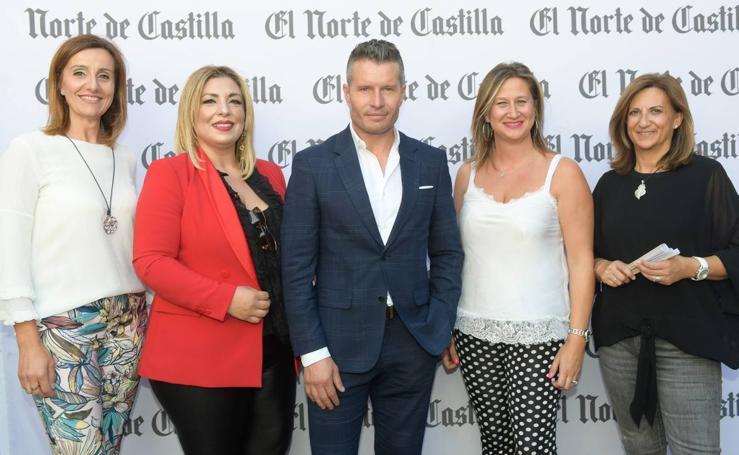 Jornada del jueves en la caseta de El Norte de Castilla (1/2)