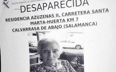 Familiares de la mujer desaparecida en Calvarrasa de Abajo organizan una concentración para este sábado