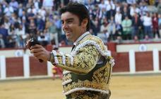 El Fandi, Perera y De Justo en la cuarta corrida de la Feria de la Virgen de San Lorenzo de Valladolid