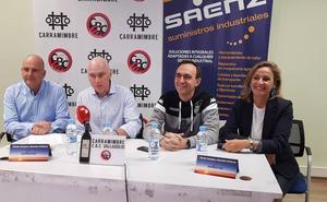 «El Chocolates Trapa tiene una gran plantilla y el partido será muy físico», advierte Hugo López