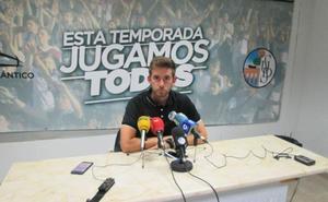 Cortés asegura que «al filial del Athletic también la gusta tener la pelota, así que pelearemos por ella»