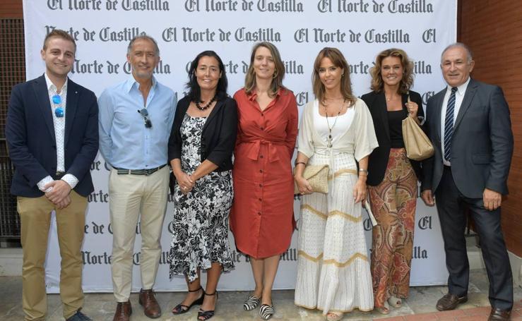 Última jornada en la caseta de El Norte de Castilla (1/2)