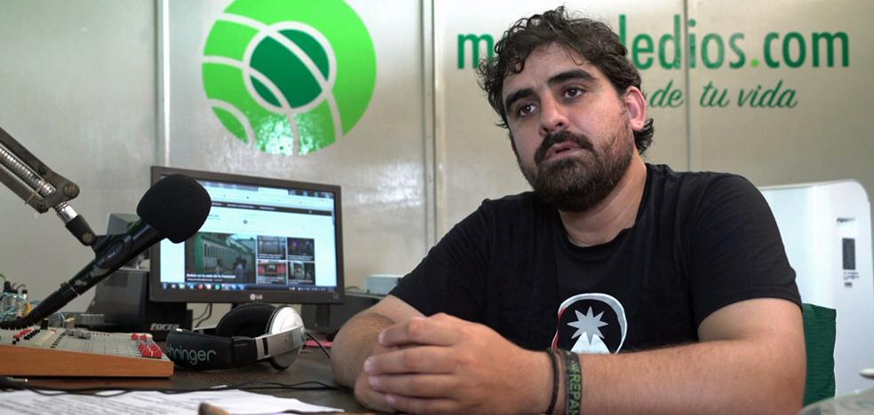 Un burgalés, detrás de la voz que informa a los peruanos