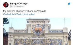 Enrique Cornejo vuelve a insistir en su interés por explotar el teatro Lope de Vega de Valladolid
