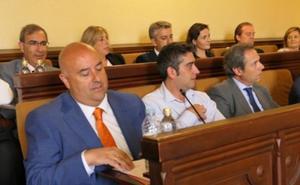 Cs: «No vamos a apoyar una subida del 20% del IBI» en Ávila