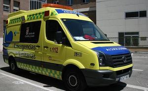 Un menor es atropellado en la salida de La Vuelta, en Ávila
