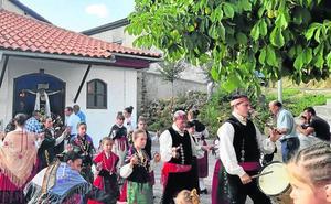 Las vísperas y el pregón abren las celebraciones en Garcibuey