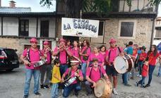 Arrancan las fiestas de San Esteban de la Sierra