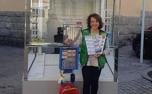 La ONCE deja 50.000 euros en San Ildefonso