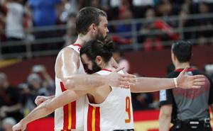 Con Marc y Ricky, España a la final