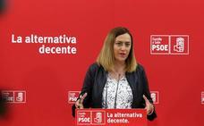 Virginia Barcones lamenta que el caso Mena le parezca a Igea «remover en la basura»
