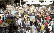 Exposición y desfile de faroles de Tordesillas