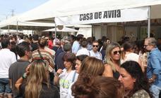 La Feria de Folklore y Gastronomía de Valladolid cierra sus puertas