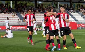 Merecidísima primera derrota de un Salamanca CF UDS que sale goleado de Lezama (4-0)