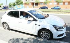 La DGT admite a partir de este lunes las ayudas a la conducción en el examen del carné