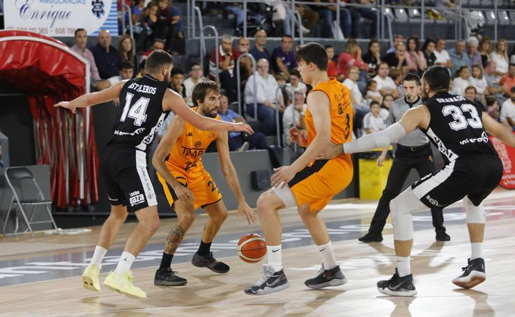 Palencia Baloncesto 78 - 91 Carramimbre Valladolid
